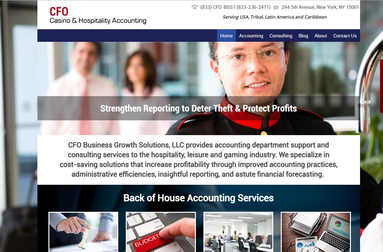 Casino & Hospitality